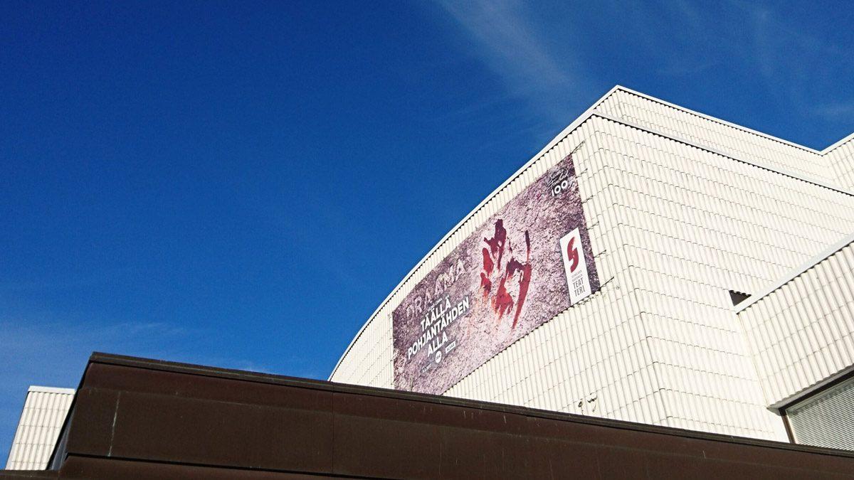 Täällä Pohjantähden alla: Seinäjoki City Theatre